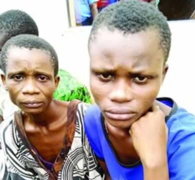 27-yr-old Akwa Ibom woman sells granddaughter for N200,000(photo)