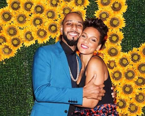Alicia Keys and Swizz Beatz celebrate?their?8th wedding anniversary with emotional Instagram posts