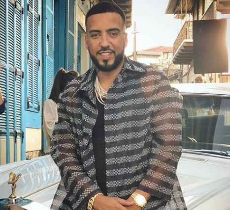 Armed robbers invade French Montana