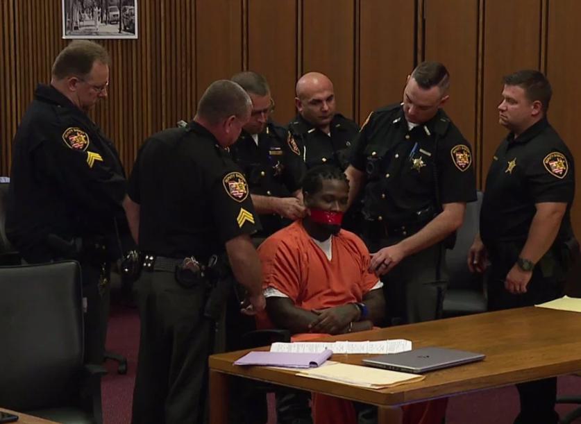 Judge orders six deputies to tape man