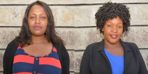 Two female Kenyan lawmakers engage in fist fight over a man