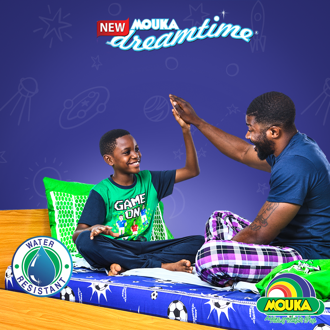 Mouka launches Quality sleep, Smarter kids campaign with  water resistant dreamtime mattress to help kids get quality sleep