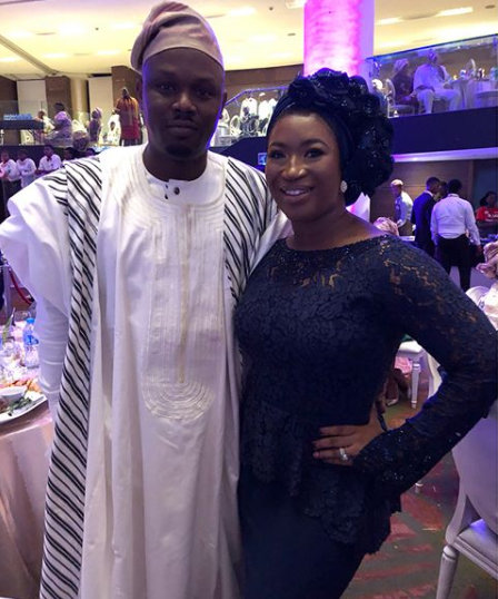 """You?re still the one I?ll choose to share this life with"" Simi Esiri tells Dr Sid as they celebrate their 4th wedding anniversary"