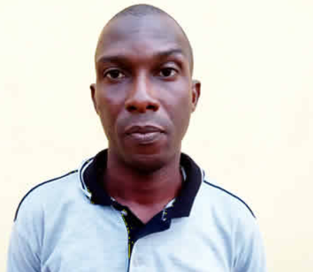 NGO founder arrested for allegedly sodomizing his twin sons in Lagos