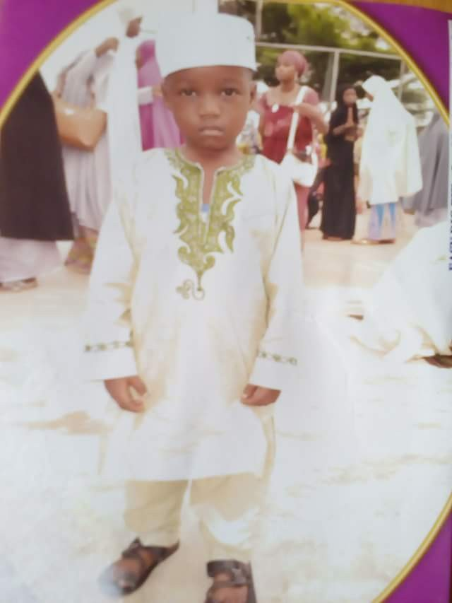 6-year-old boy declared missing in Lagos