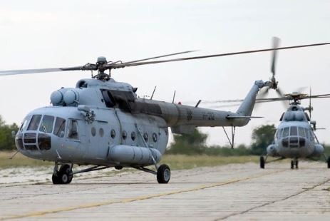 18 people die as two?Russian helicopters collide mid-air