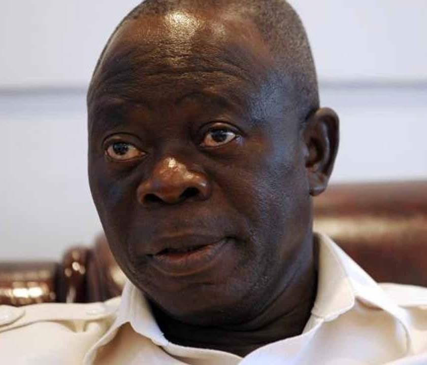 """Lol. """"Oshiomhole is uglier than a baboon. He looks like a product between an Orangutan and a Gorilla"""" - FFK trolls the heck out of the former Governor"""