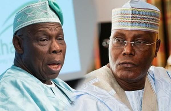 "Image result for ""God will never forgive me if I support Atiku for president"" — Obasanjo"