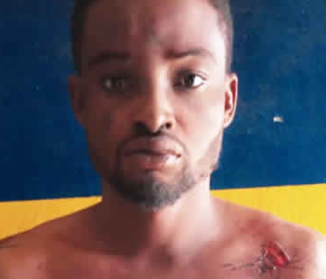 Photo: Man stabbed to death at burial in Ogun