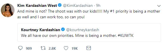 KUWTK: Kim Kardashian slams Khourtney Kardashian on Twitter