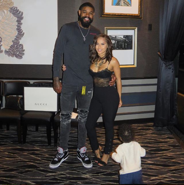 Meet the NBA stars dating beautiful identical twins sisters (Photos)