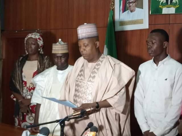 2018 UTME highest scorer from Borno State gets 5 years University scholarship from Governor Shettima