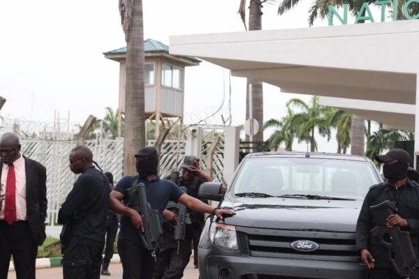 """SHOCKING !!!: """"Saraki planned the siege at the National Assembly"""" APC says"""