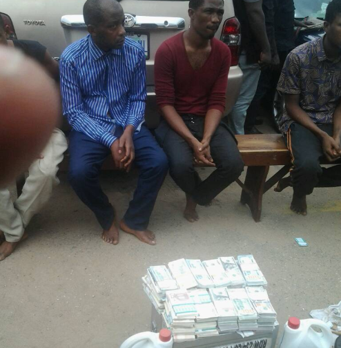 Arrested Dollar fraudsters reveal how they succeeded in duping their victims