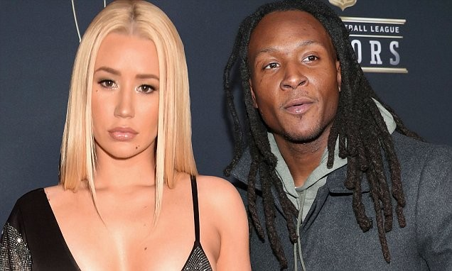 Iggy Azalea and NFL star DeAndre Hopkins confirm they are dating on Instagram (See Screenshots)