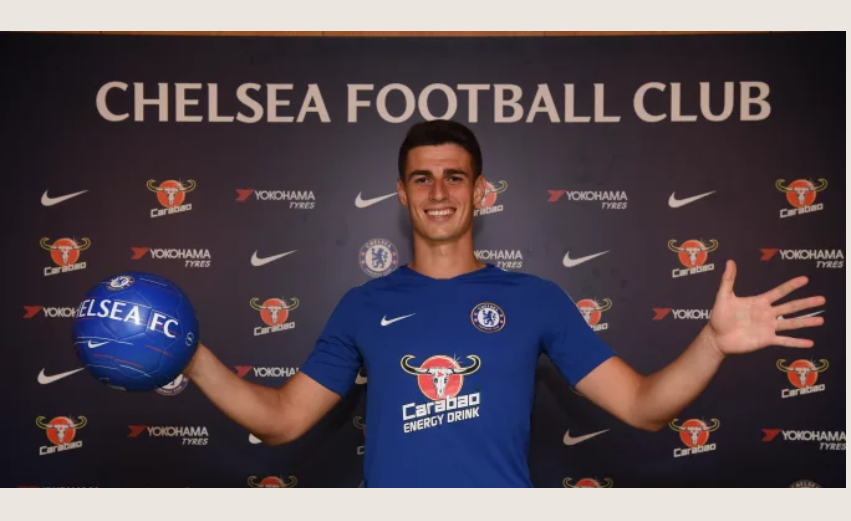 Chelsea complete world-record ?72m signing of Kepa Arrizabalaga on seven-year deal from Athletic Bilbao (Photos)