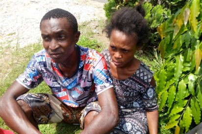 Couple arrested in Imo State for selling three children, including their 4 month-old baby for N600,000