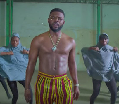 NBC fines radio station for playing Falz'
