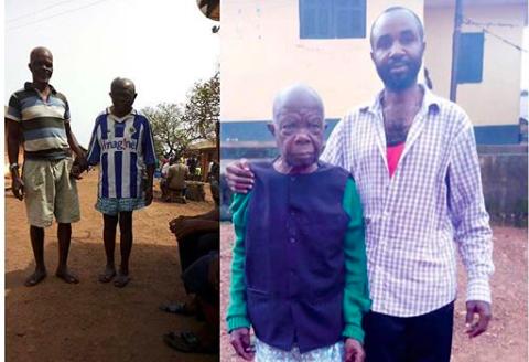 Oldest Nigerian inmate celebrates 100th birthday in Enugu prison