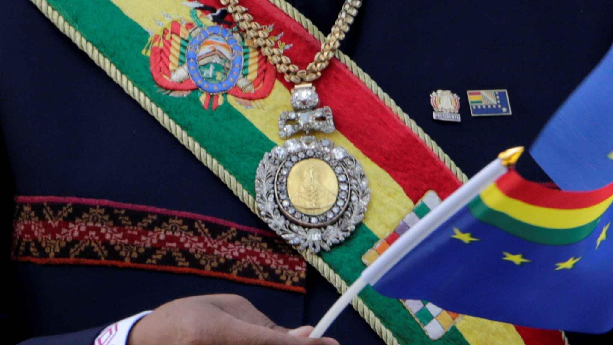Bolivian president