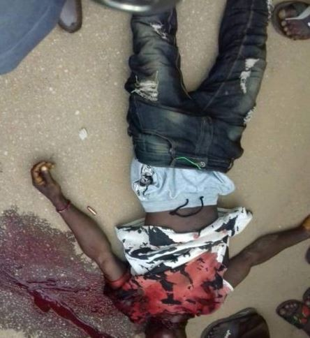 12 people killed as armed robbers raid two banks?In Edo State (Graphic photos)