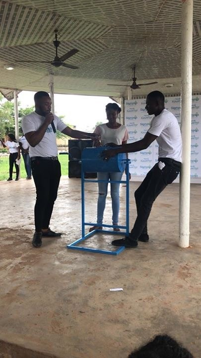 Sigma Pensions Limited take their Future Tour to Nnamdi Azikwe University, Awka Anambra