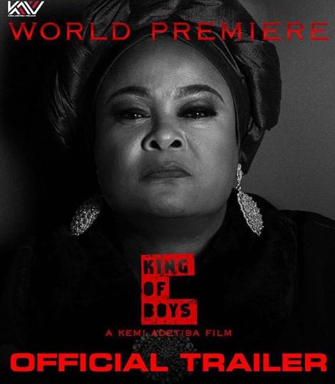 Watch the official trailer of Kemi Adetiba