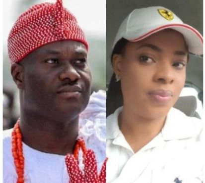 One year after his marriage with Olori Wuraola crashed, Ooni Of Ife is reportedly set to pick Tope Adesegun as new bride