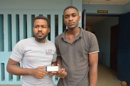 Police nab two suspects in connection with murder of two siblings and kidnap of seven passengers in Imo
