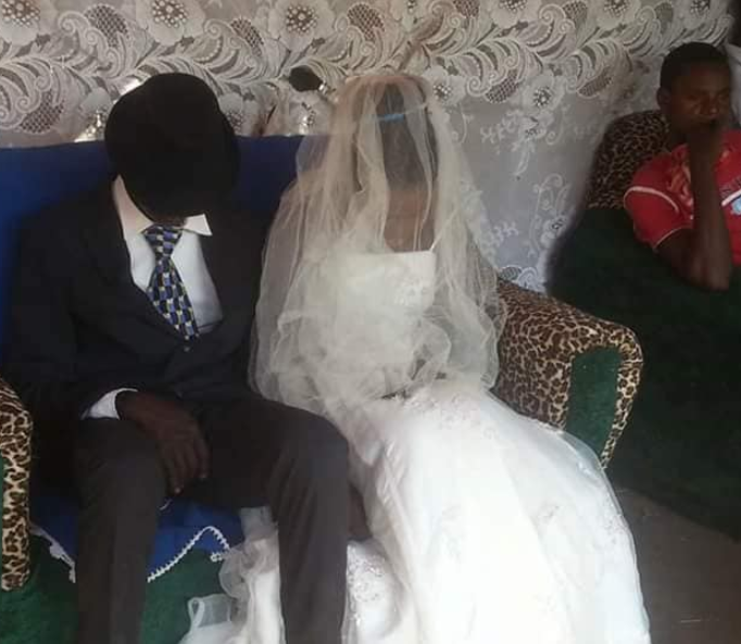 Officials storm wedding ceremony to stop marriage of 15-year-old girl
