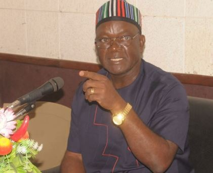 BREAKING !!!: 'No amount of persecution will make me return to APC' – Benue State governor, Samuel Ortom