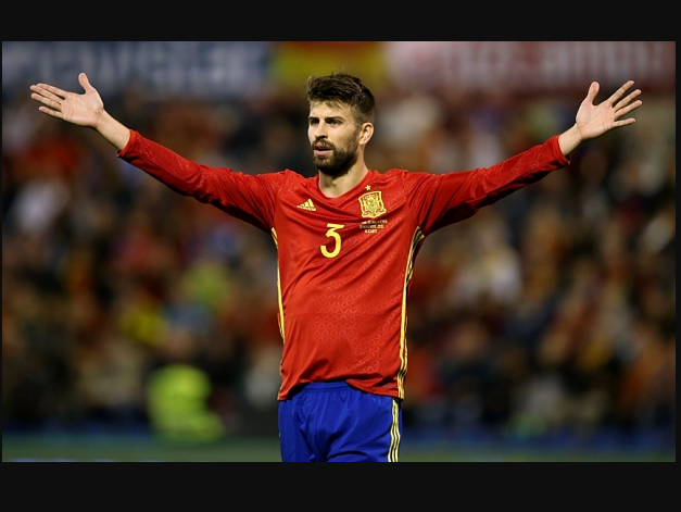 Spain and Barcelona legend Gerard Pique confirms international retirement