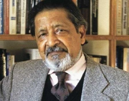 British author and?Nobel laureate, Vidiadhar?Naipaul dies at 85