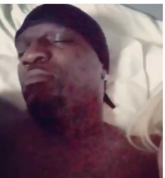 Akon caught on tape cheating on his wives with Celina Powell (video)