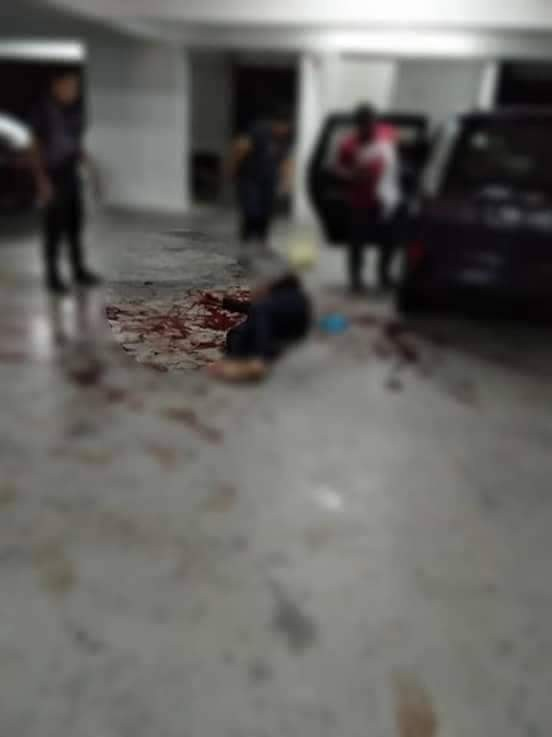 Photos: Man chops off his wife