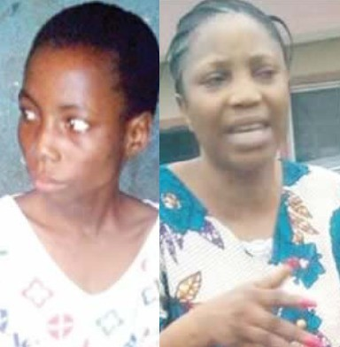 Childless housewife arrested for brutalising househelp who taunted her (photos)
