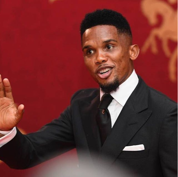 Veteran striker Samuel Eto'o joins his 13th club as he signs for Qatar SC