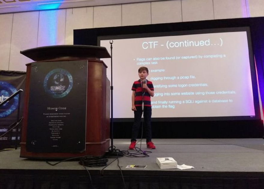 11-year-old boy hacks government website in 10 minutes and changes election results