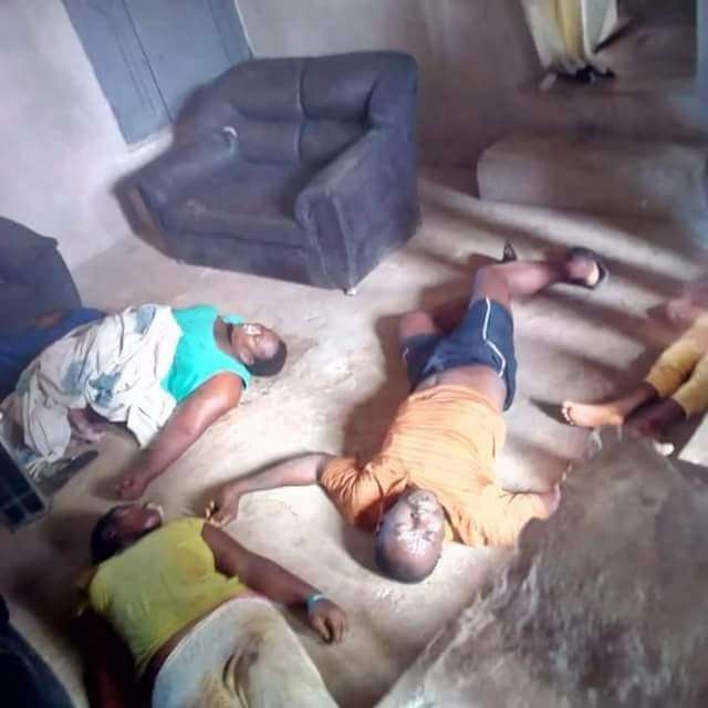 Graphic Photo: Generator fume kills family of 5 in Rivers State