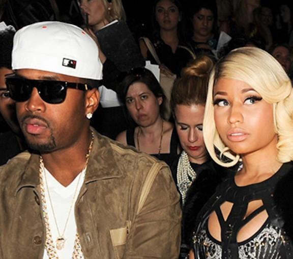 Nicki Minaj shreds ex Safaree after he accused her of violent assault (video)