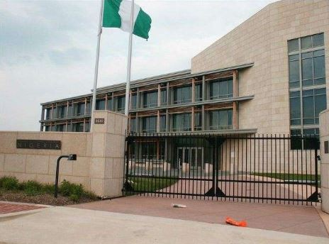 US embassy suspends consular services and appointments in Abuja till further notice