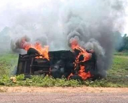 Four Federal University of Agriculture students die after fatal accident inside their campus