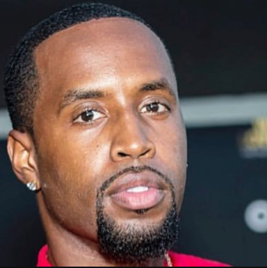 Safaree gets a book deal and an endorsement deal for a hair club for men after his public fight with ex Nicki Minaj