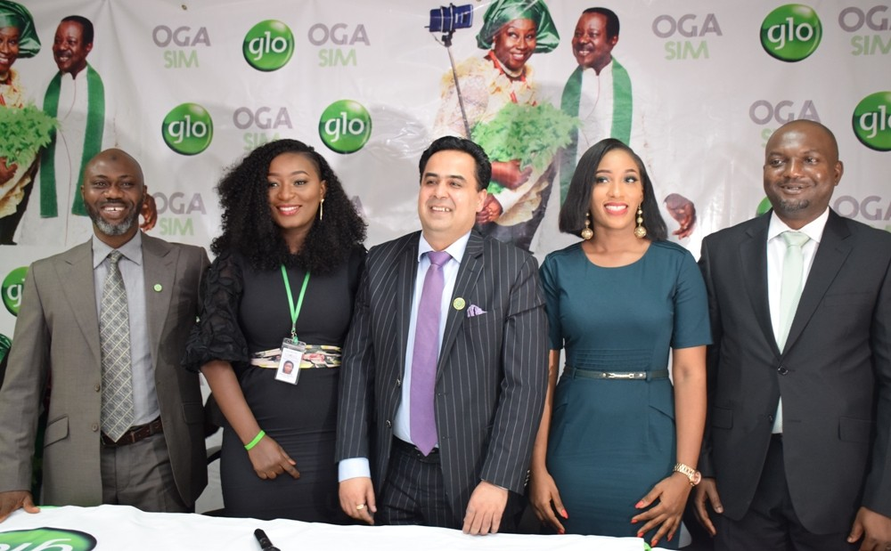 Glo offers unmatched benefits to data subscribers with Oga SIM