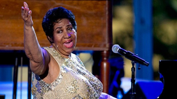 BREAKING: Singer Aretha Franklin dies