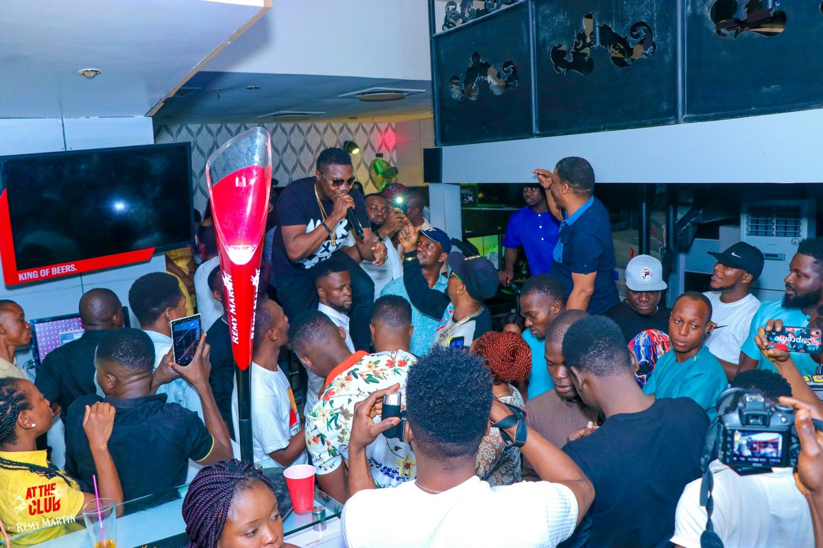 Port Harcourt & Lagos get ready to party with DJ Neptune, Kizz Daniel, Phyno and others this weekend #Attheclubwithremymartingreatnesstour