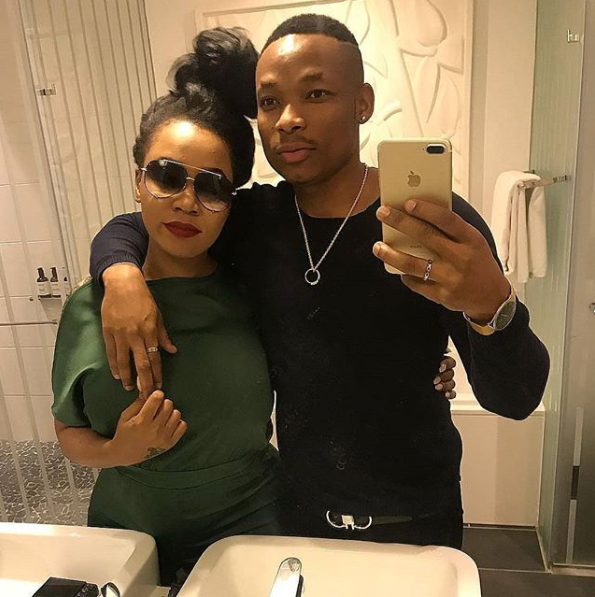 Vera Sidika announces she has broken up with her boyfriend and deletes all his photos from her page