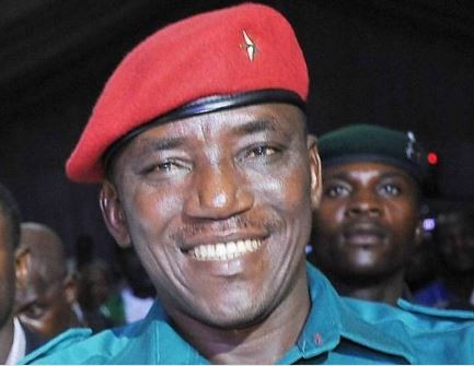 NFF Crisis: FIFA rejects Solomon Dalung