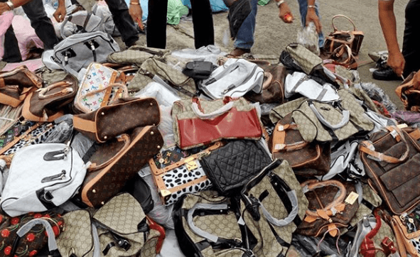 22 people busted in a $450 Million luxury counterfeit ring in New York City and New Jersey