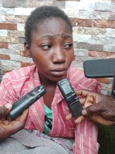 """It was a spirit that told me to go and kill her"" - 14-year-old housemaid narrates how she murdered her madam"